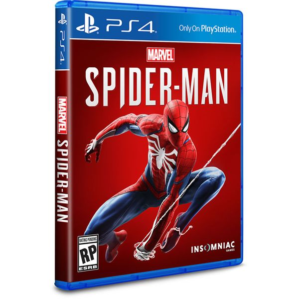 Sony Marvel`s Spider-Man