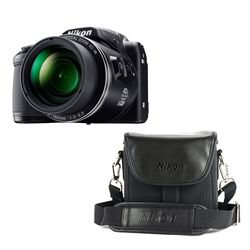 Nikon Coolpix B500 Black & Θήκη