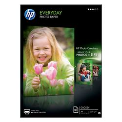 HP Everyday Glossy A4 Photo Paper