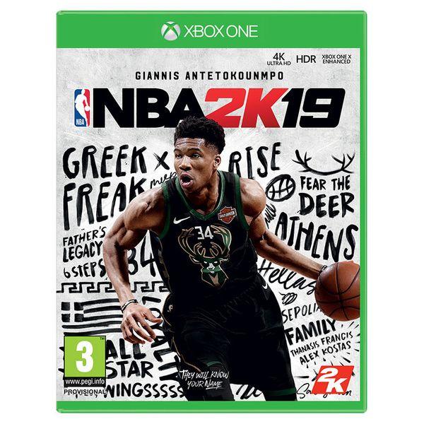 Take Two NBA 2K19