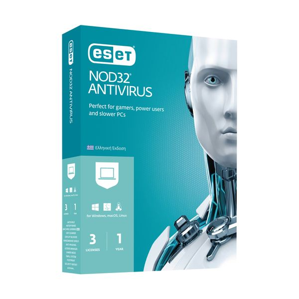 Eset NOD32 3PC 1Y