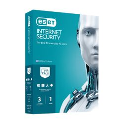 Eset Internet Security 3PC 1Y