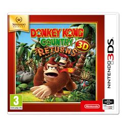 Nintendo Donkey Kong Country Returns 3D