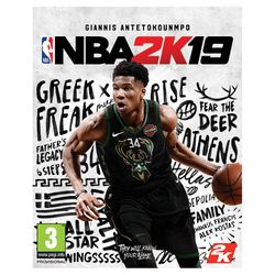 Take Two NBA 2K19 (Code In A Box)