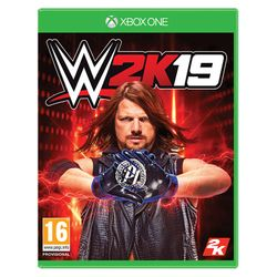 Take Two WWE 2K19 Standard Edition