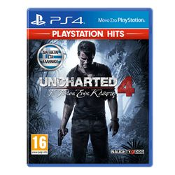 Sony Uncharted 4 A Thief`s End Playstation Hits