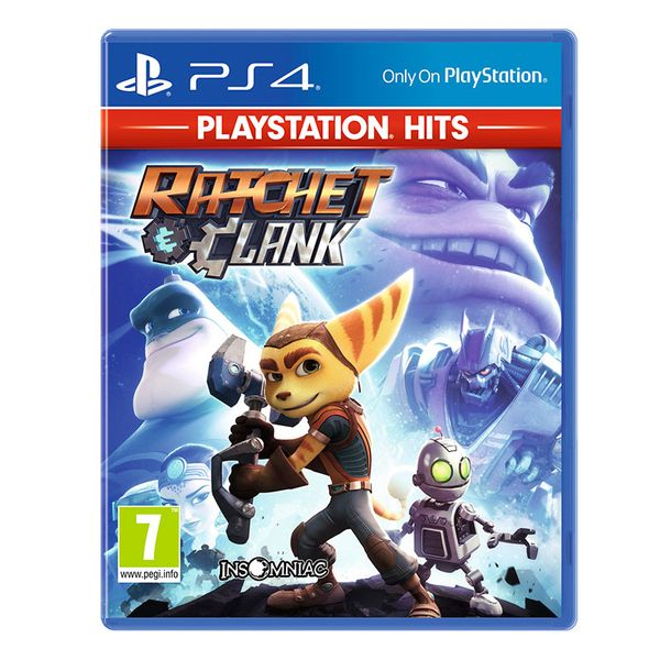 Sony Ratchet & Clank Playstation Hits