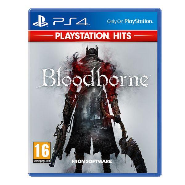Sony Bloodborne Playstation Hits