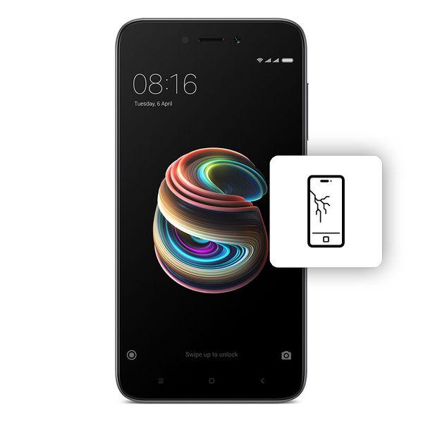 Αλλαγή Οθόνης Xiaomi Redmi 5A Black