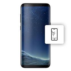 Αλλαγή Οθόνης Samsung Galaxy S8 Black