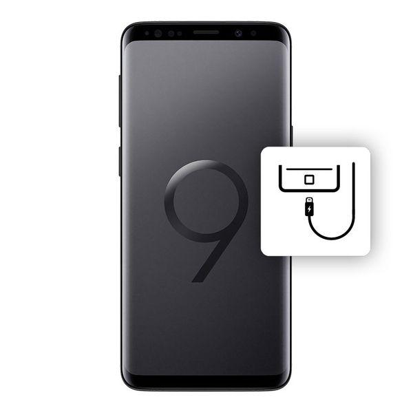 Αλλαγή Βάσης Φόρτισης Samsung Galaxy S9