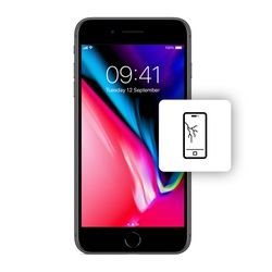 Αλλαγή Οθόνης iPhone 8 Plus Black
