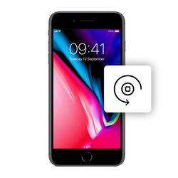 Αλλαγή Κεντρικού Πλήκτρου iPhone 8 Plus White