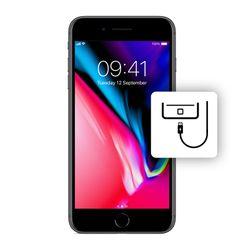 Αλλαγή Βάσης Φόρτισης iPhone 8 Plus Black