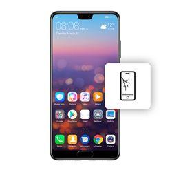 Αλλαγή Οθόνης Huawei P20 Black