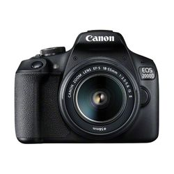 Canon EOS 2000D BK 18-55 IS SEE