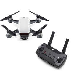 Dji Spark Alpine White Drone & Controller