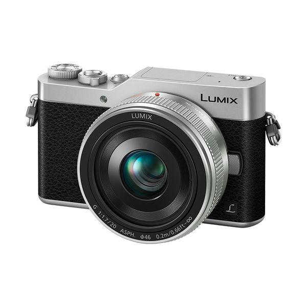 Panasonic Lumix DC-GX800KEG Silver