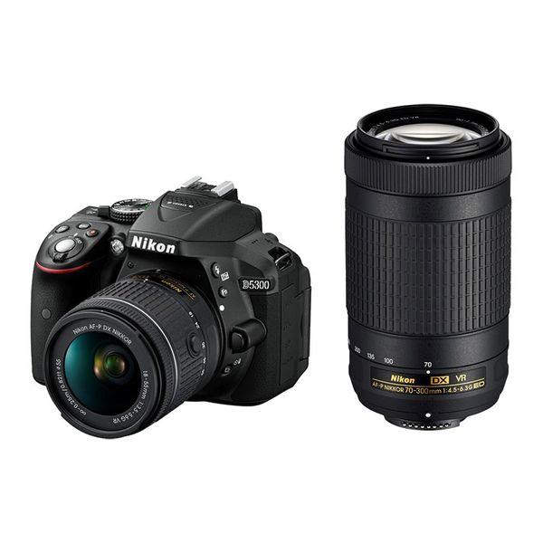 Nikon D5300VR Kit new