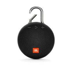 JBL Clip 3 IPX7 Black Waterproof
