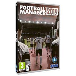 Sega Football Manager 2019 GR