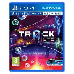 Sony Track Lab VR