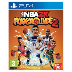 Take Two NBA 2K Playgrounds 2