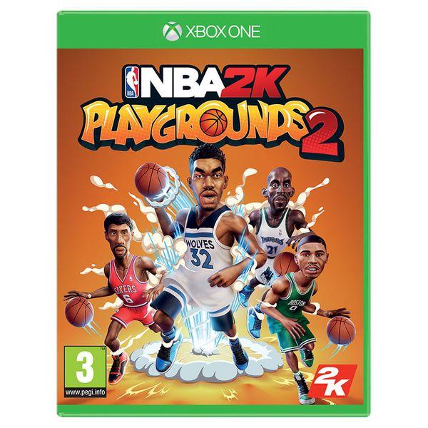 Take Two NBA 2K Playgrounds 2