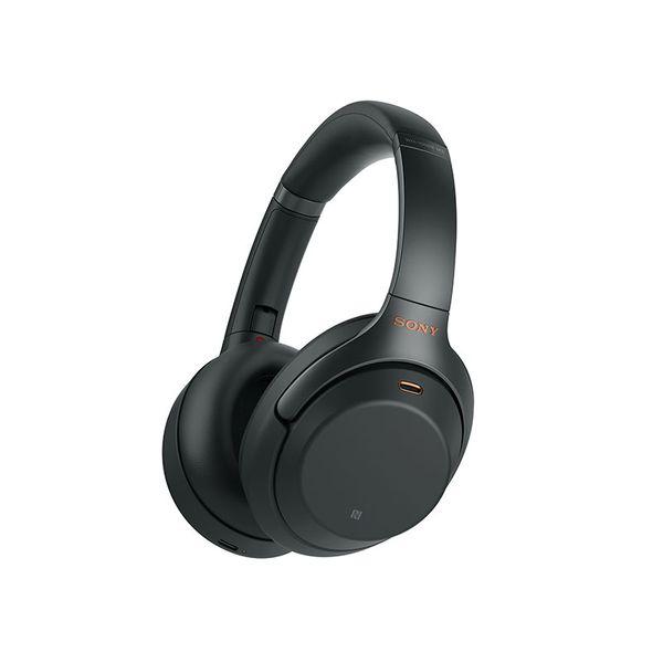 Sony WH-1000XM3 Black Bluetooth