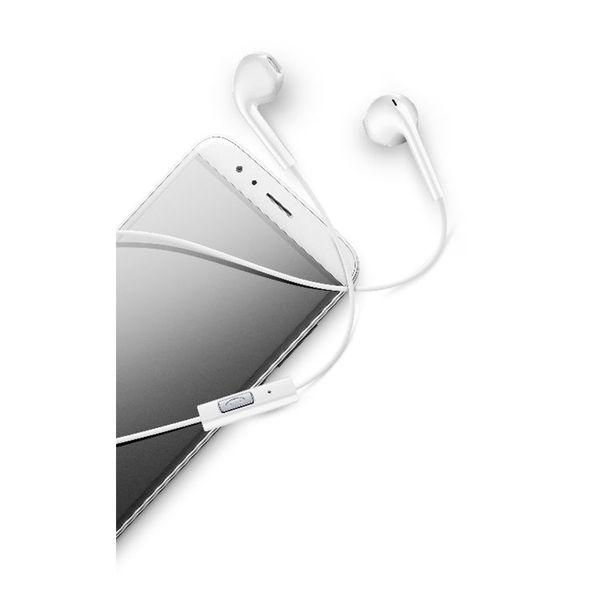 Cellular Line Voice Cap White Earbud