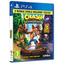 Activision Crash Bandicoot N' Sane Trilogy V2