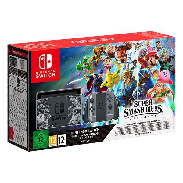 Nintendo Κονσόλα Switch & Super Smash Bros Ultimate