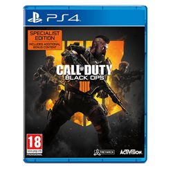 Activision Call of Duty Black Ops 4 Specialist Edition