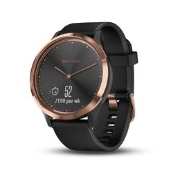 Garmin Vivomove HR Black/Rose Gold