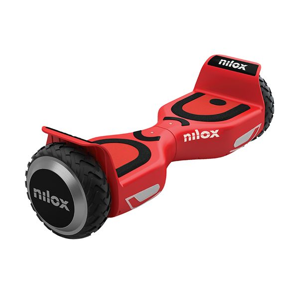 Nilox DOC 2+ Red Black