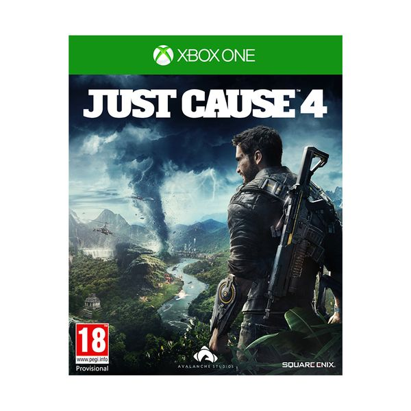 Square Enix Just Cause 4 Standard Edition