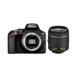 Nikon D3500 AF-P DX 18–55 Black