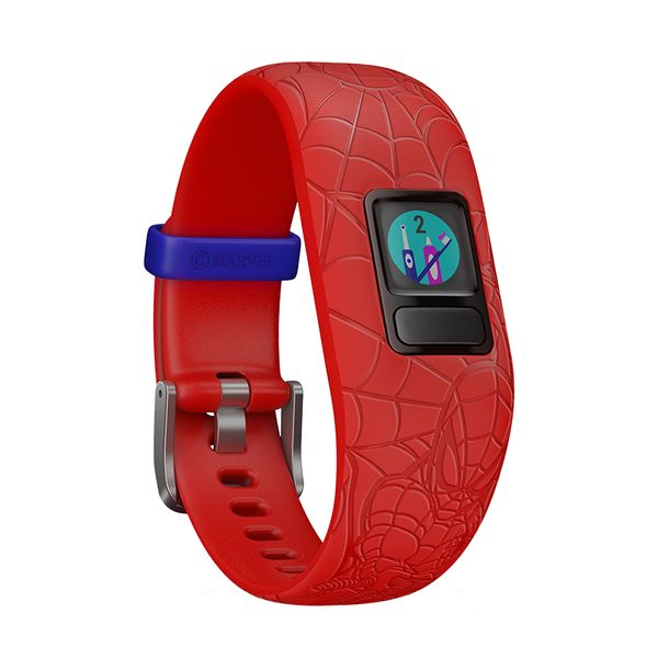 Garmin Vivofit jr. 2: Marvel Spider-Man Red
