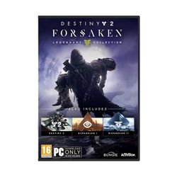 Activision Destiny 2: Forsaken Legendary Collection