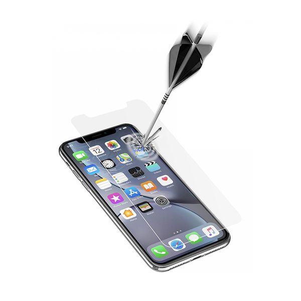 Cellular Line 2.5D Full Glue Second Glass Ultra iPhone XR / iPhone 11