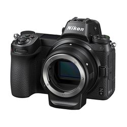 Nikon Z6 Body & FTZ Adapter