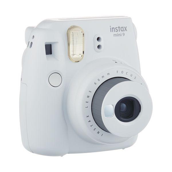 Fuji Instax Mini 9 White & Θήκη & Film Instax New