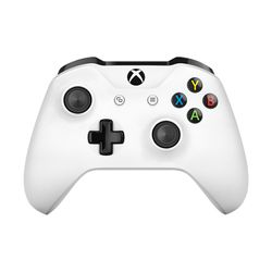 Microsoft Xbox One Wireless Controller New C White