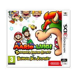 Mario & Luigi: Bowser`s Inside Story + Bowser Jr`s Journey