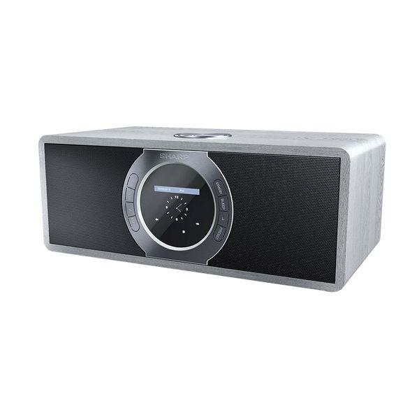 Sharp DRI470 Grey Bluetooth