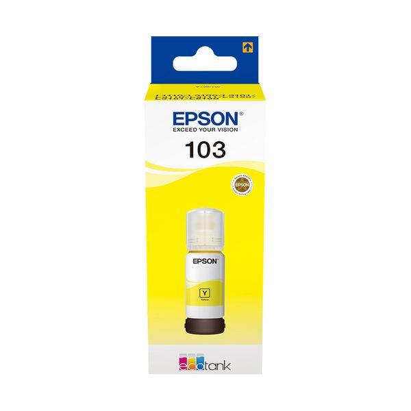 Epson 103 Ecotank Yellow (C13T00S44A)