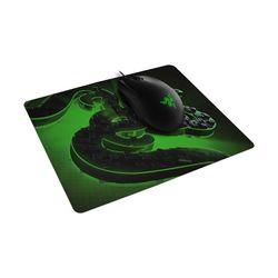 Razer Abyssus Lite Mouse & Goliathus Mobile Construct Edition Mousepad