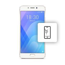Αλλαγή Οθόνης Meizu M6 Note White