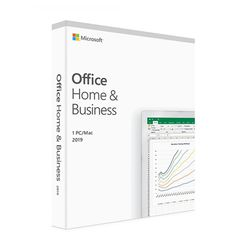 Microsoft Office 2019 Home & Business 1 PC/Mac EN