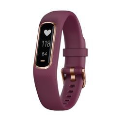 Garmin Vivosmart 4 Small/Medium Berry/Light Gold